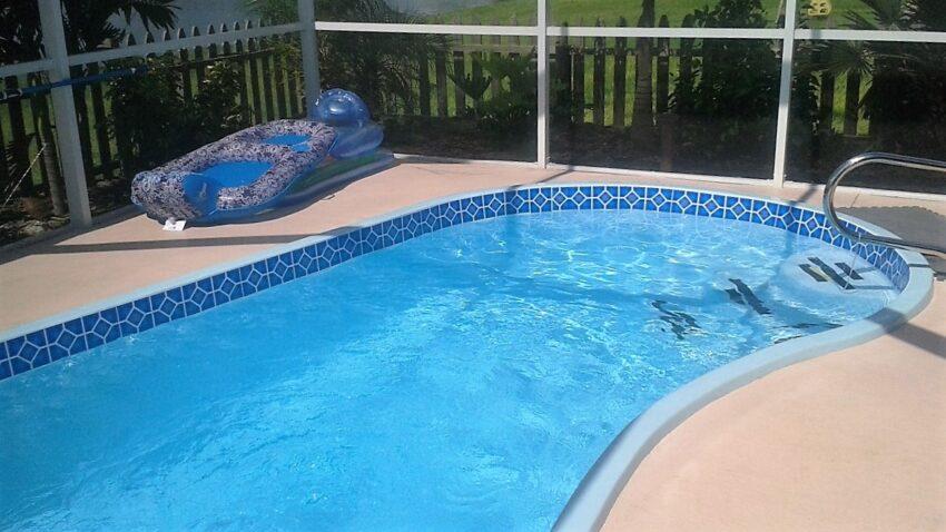 creating swimming pool designs